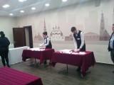 Экзамен `Ресторанный сервис`