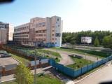 Территория колледжа