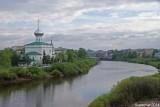Живописные берега реки Вологды