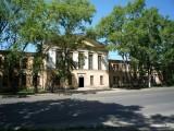 Историческое здание колледжа