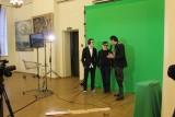 Будущие студенты кино-курсов в АУГСгиП