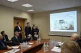Студенты АУГСГиП на конференции с работодателями
