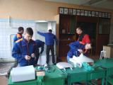 Мастерская по монтажу санитарно-технических систем
