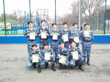 Военно-патриотический отряд `Витязь`