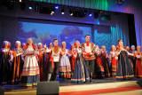 Сольное и хоровое народное пение