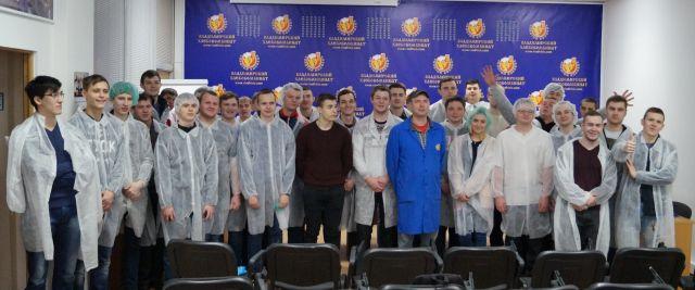 Экскурсия ОАО `Владимирский хлебокомбинат`