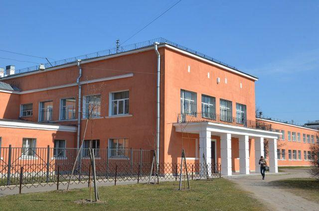 Здание на Волковском пр. д.4