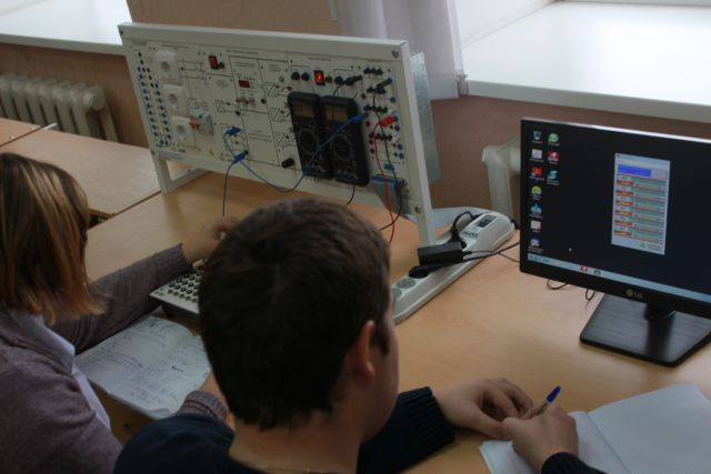 Лаборатория электр устройств