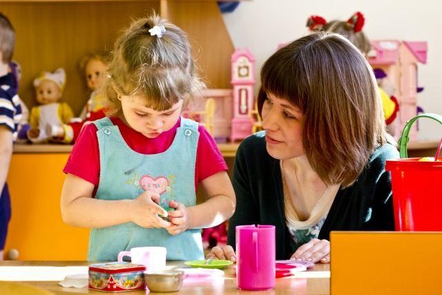 Производственная практика в детском саду