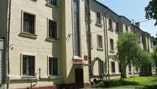 Общежитие колледжа