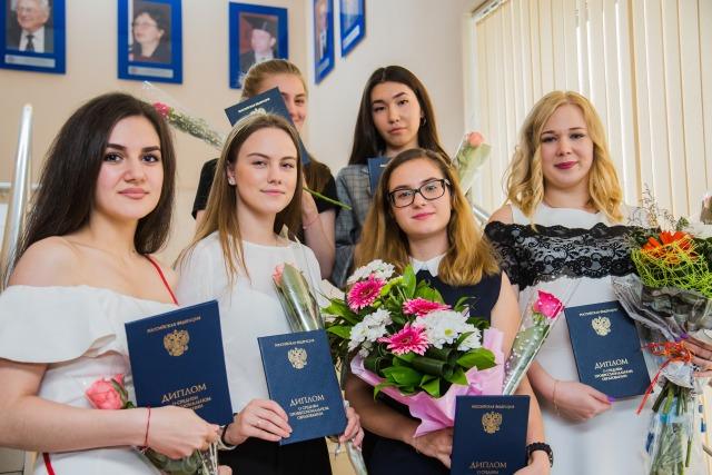вручение дипломов -2018