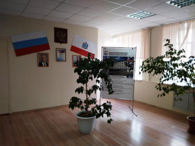 вестибюль учебного корпуса