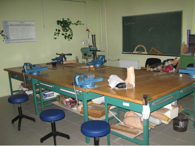 Лаборатория практическго протезирования