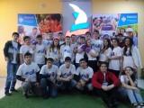 Студенты в образовательном центре `Смена`