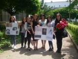 Студенты КБГТК отмечают день рождение А.С. Пушкина