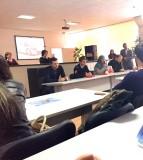 Встреча студентов с представителями Духовенства