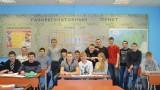 Студенты Екатеринбургского монтажного колледжа