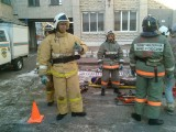 Соревнование по пожарной безопасности