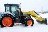 Учебный трактор