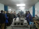 экскурсия в лаборатории НПТТ