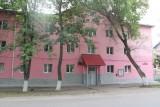 Фасад общежития