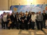 Делегация колледжа ВлГУ на областном Форуме