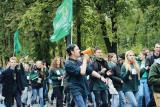 Парад студентов