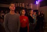 Посвящение в студенты АУГСГиП