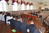 Мастер-класс великого Фильштинсокого со студентами