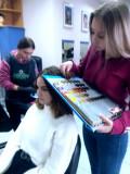 Уроки парикмахерского искусства