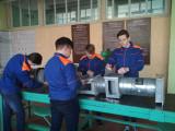 мастерская Вентиляционные системы и оборудование