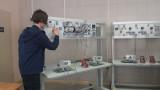 Лаборатория электропривода и автоматики