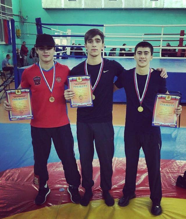 Чемпионат Владимирской области по тайскому боксу
