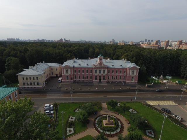 Административный корпус Университета