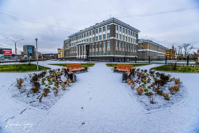 Кузбасский колледж архитектуры, строительства и ци